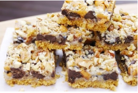 Classic Seven Layer Bars from Copperleaf Senior Community