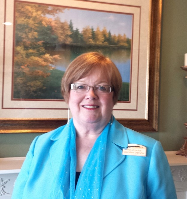 Jane Greeley, New Executive Director at Keelson Harbour Senior Living