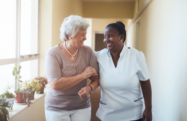 Choosing Assisted Living