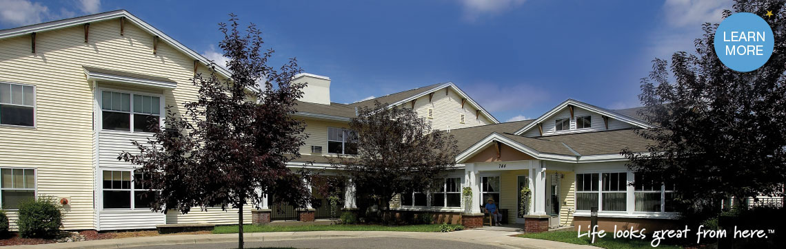 River Heights Senior Community in S St Paul, MN