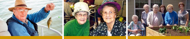 Assisted Living Facilities in Iowa