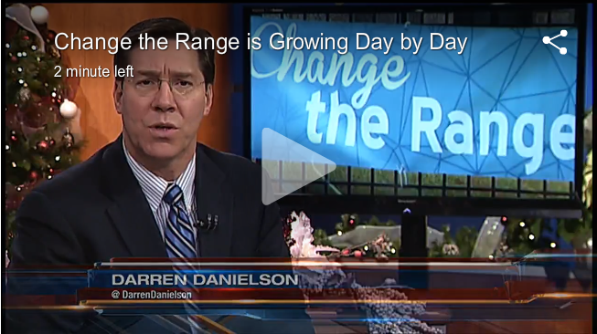 Change the Range is Growing Day by Day Video